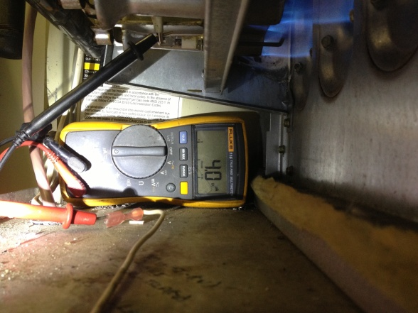How to test flame sensor | furnace trouble shooting help